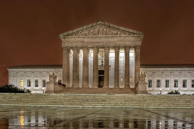 Canva - supreme court dc washington at n