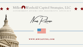 Miller/Wenhold Capitol Strategies Announces John M. Palatiello & Associates, Inc Rebranding