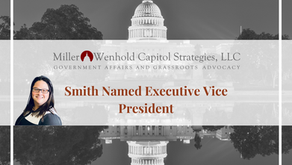 Smith Named Executive Vice President