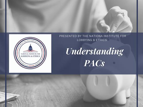 Understanding PACs