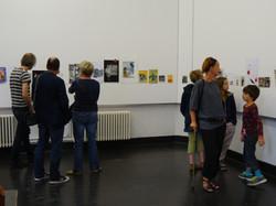En toen tentoonstelling