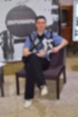 """Сергей Замятин - ямальский писатель, лонг-листер премий """"Дебют"""" и """"Лицей"""" им. А.С. Пушкина"""