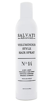 Voluminous Style Hair Spray