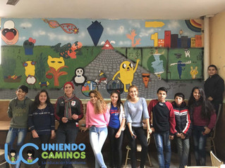 Taller de Mural en #Barracas