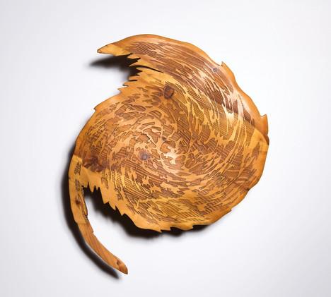 Spinning Leaf