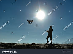 stock-photo-drone-flight-test-and-traini