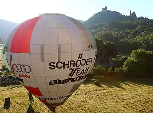 Baptême de l'air en montgolfière 1 personne