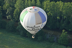Baptême de l'air en montgolfière 2 personnes