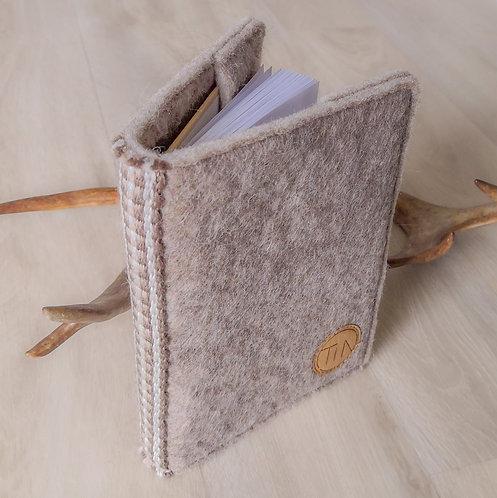 notebooks - notebook covers - handmade - The inspiring North