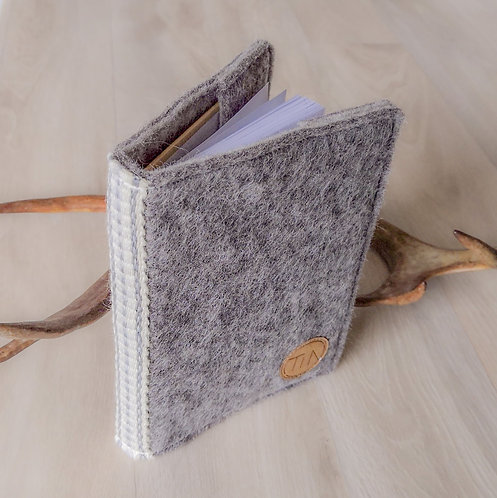 notebooks - notebook covers - handmade - The inspiring North