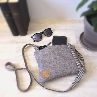 shoulderbags - handmade - The inspiring North