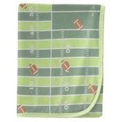 Print Swaddling Blanket Football