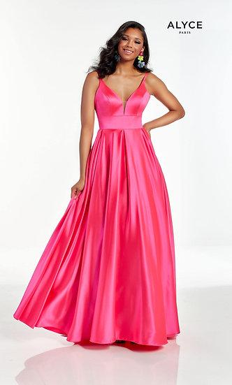 Alyce 1626 Barbie Pink