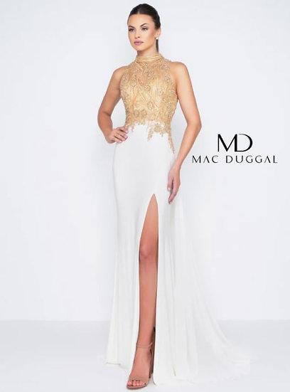 Mac Duggal 12106 Ivory