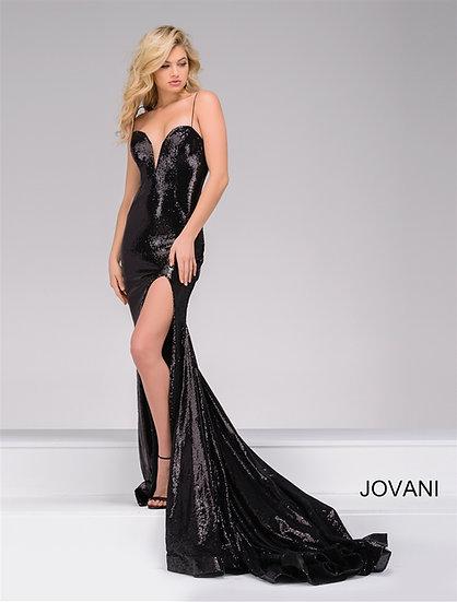 Jovani 40436A Navy