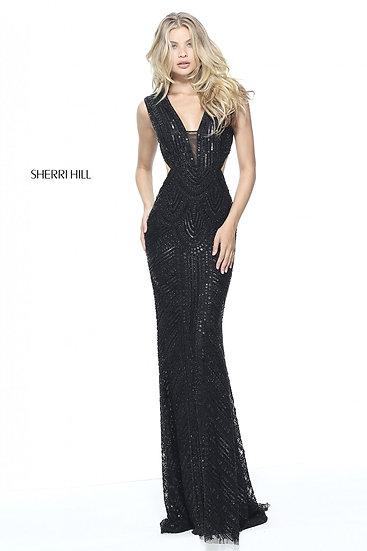 Sherri Hill 51245 Black