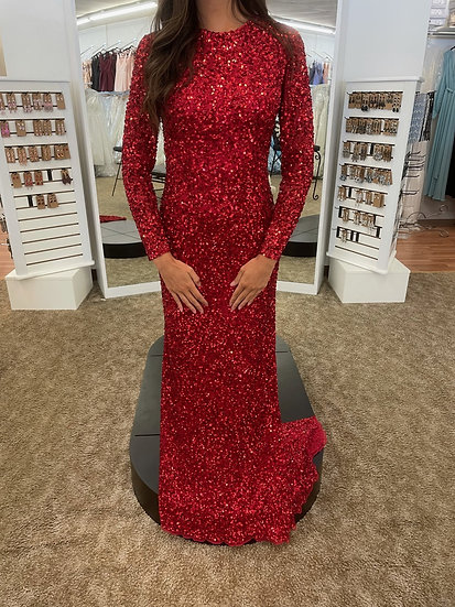 Ashley Lauren 11076 Red