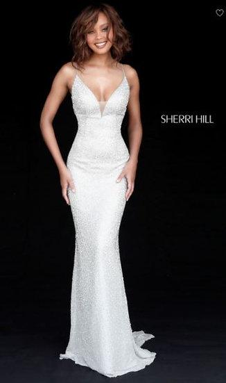 Sherri Hill 50860 Ivory