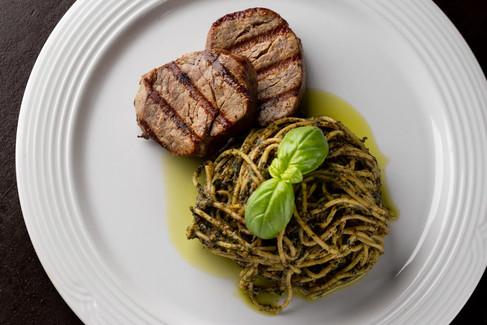 Foto de gastronomia realizada para o restaurante Benditas