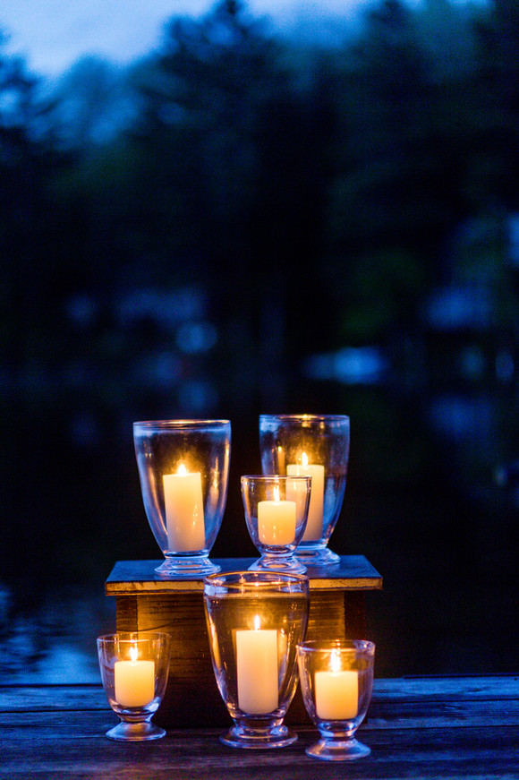 Lifestyle Shoot: Hurricane Lanterns