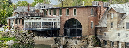 The Simon Pearce Mill and Restaurant