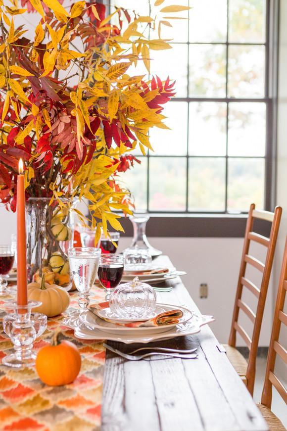 Autumn Tabletop