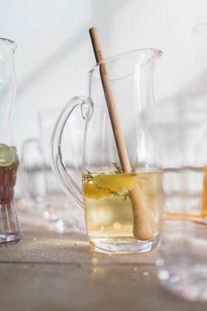 Summer Glassware Shoot