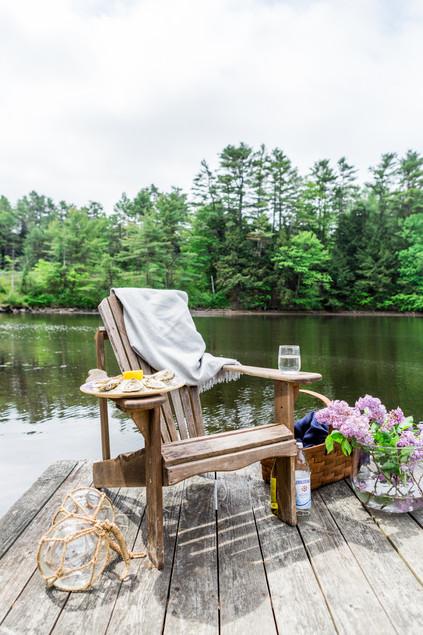 Picnic Shoot at the Lake