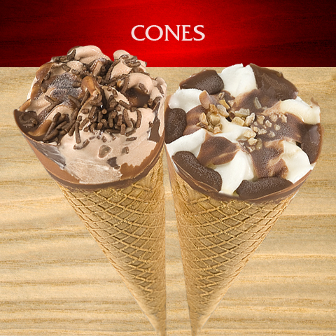 tamy sorvetes bagé cones