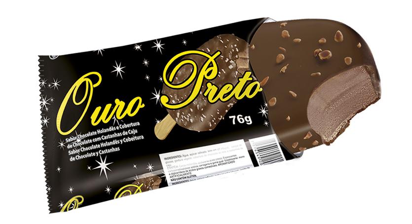 Picolé Ouro Preto