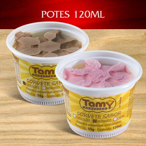 tamy sorvetes bagé potes