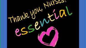 A Little Diversion for our Nurses during Nurse's Week 2020