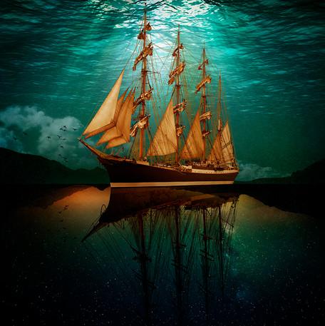 Le Vaisseau d'Or | The Golden Ship