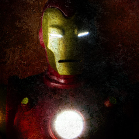 Iron man 1968