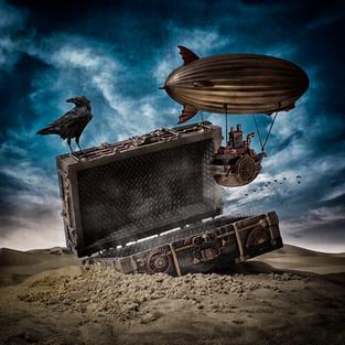 Délivrance-raven-dirigeable-steampunk-su
