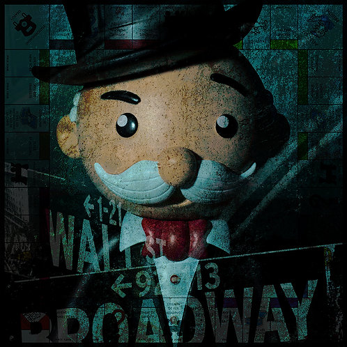 M. Monopoly (Rich Uncle Pennybags)