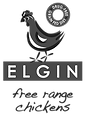 Elgin free range chickens