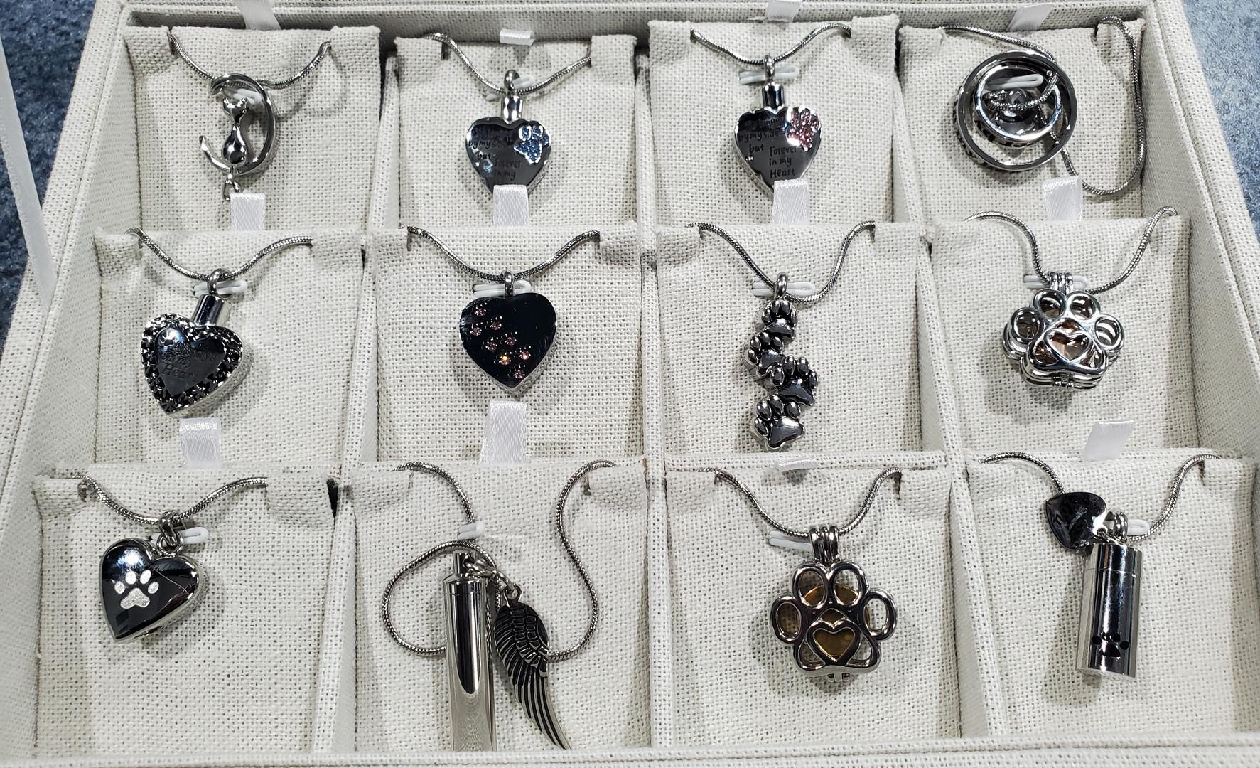 Memorial Necklaces