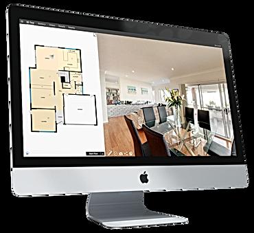 Full Floor plans with 3D  Virtual proper