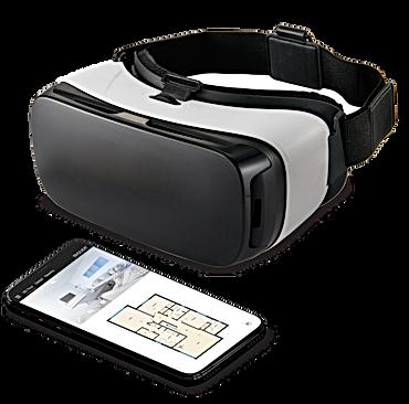 Virtual reality property tours