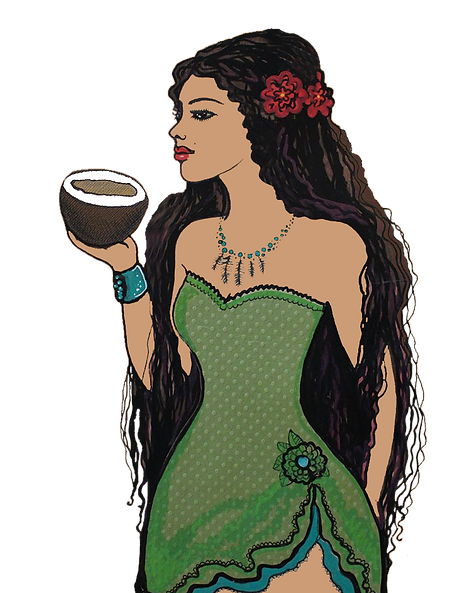 Flaco Coquito Lady