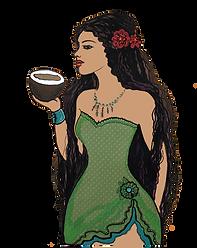 Coquito Lady
