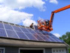 Rooftop Solar Install State College, Bellefonte, Millheim, Centre Hall