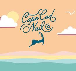 Cape Cod Nail Co by Chipie Design