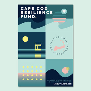 Cape Cod Resilience Fund by Chipie Design