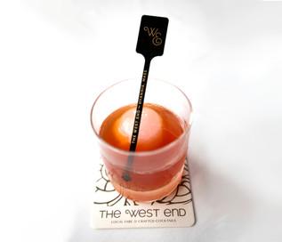 The West End by Claudia del Castillo