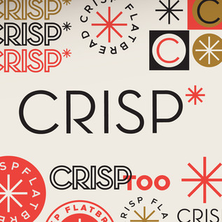 CRISP Rebranding by Chipie Design