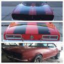 Restoration Mustang