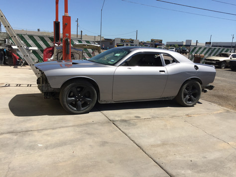 Dodge Challenger Collision Repair