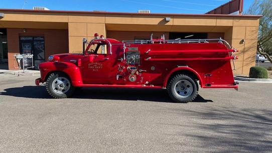 1951 Fire Truck